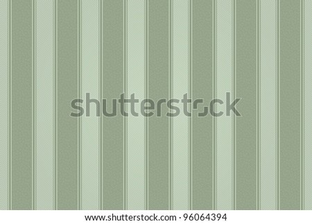 Light green and high detailed vintage background pattern design - stock vector