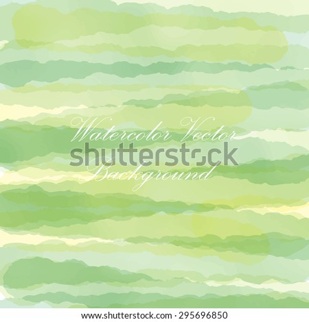 Light green tone with retro stripe vintage style and isolate on white background in summer.Love hipster wedding card - stock vector