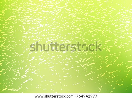 Light Green vector natural elegant template. Ethnic elegant natural pattern with gradient. The textured pattern can be used for website.
