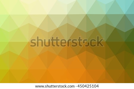 Light green-yellow Pattern. Seamless triangular Pattern. Geometric Pattern.Repeating pattern with triangle shapes.Seamless texture for your design.Repeating pattern.Pattern can be used for background.