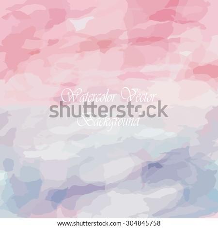 Light love pink violet tone vintage background - stock vector