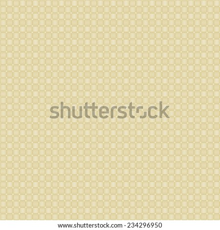 light natural linen texture for the background, vector version - stock vector
