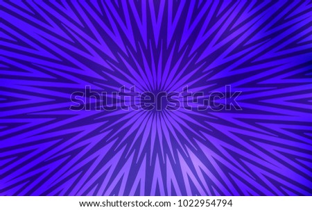 Light Purple vector template with repeated sticks. Modern geometrical abstract illustration with staves. Template for your beautiful backgrounds.