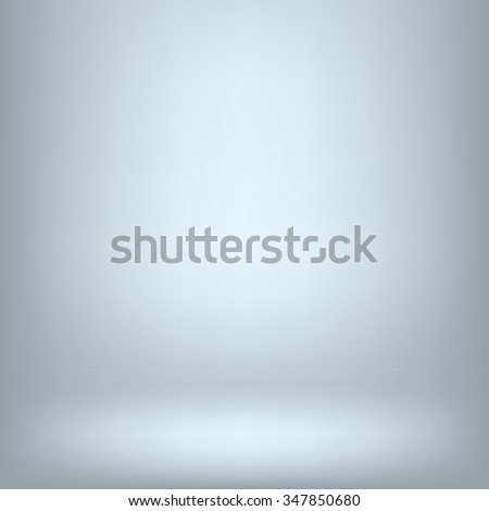 Light room with copyspace. EPS 10 vector illustration. Used transparency layer of wall and floor - stock vector