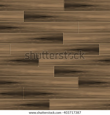 Light wooden texture with horizontal planks  floor, table, wall surface. Vector illustration