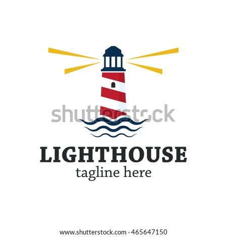 30 Lighthouse Logo Design to Light Up Your Creativity