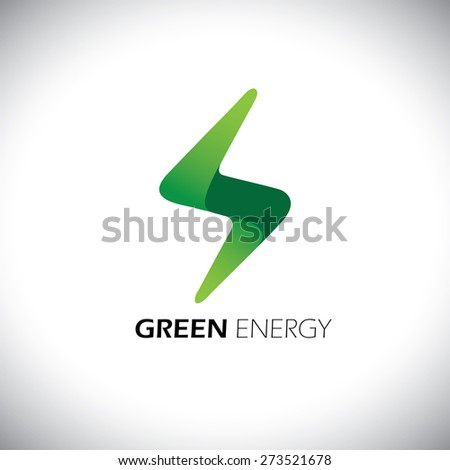lighting bolt flash logo design vector icon.  this icon can also represent fast, quick, rapid, thunderbolt, renewable energy - stock vector