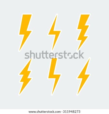 Lightning Bolt Stock Images Royalty Free Images Vectors Shutterstock