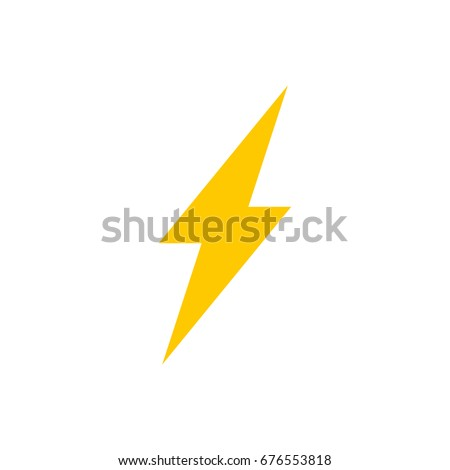 Lightning bolt vector icon  sc 1 st  Shutterstock & Lightning Bolt Stock Images Royalty-Free Images u0026 Vectors ... azcodes.com
