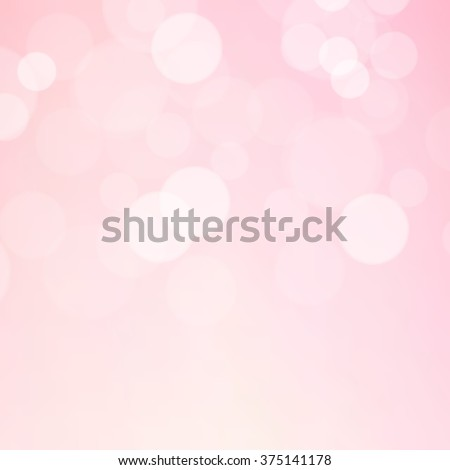 Lights on pink background - Vector - stock vector