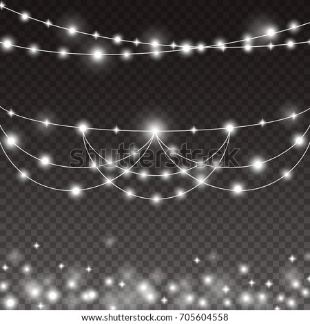 Christmas String Lights Background : String Stock Images, Royalty-Free Images & Vectors Shutterstock