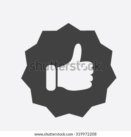 like icon - stock vector