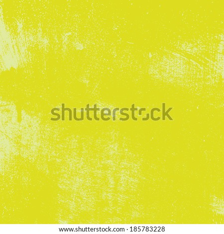 Lime Color Grunge Texture for your design. EPS10 vector. - stock vector