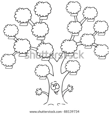 how to draw family tree