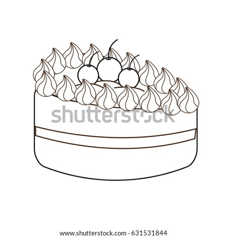 diagram showing normal skin tissue skin stock vector