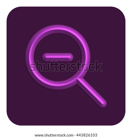 Line Web Icon, Vector Illustration Design Symbol