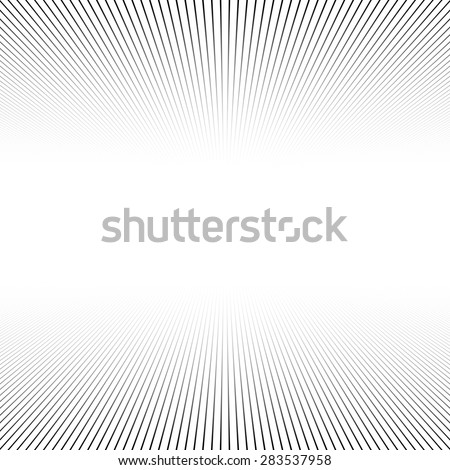 Lines perspective background. Vector illustration.  - stock vector