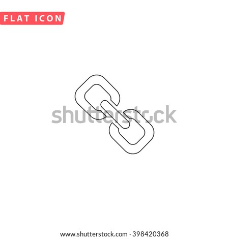 Link Icon. Link Icon Vector. Link Icon JPEG. Link Icon Object. Link Icon Picture. Link Icon Image. Link Icon Graphic. Link Icon Art. Link Icon JPG. Link Icon EPS. Link Icon AI. Link Icon Drawing - stock vector