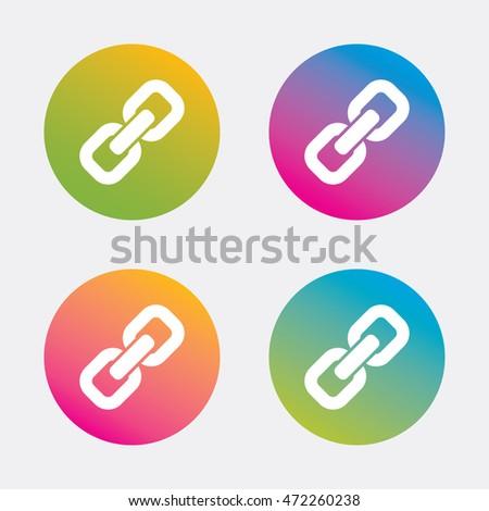 Hyperlink Symbol Stock Images, Royalty-Free Images ...