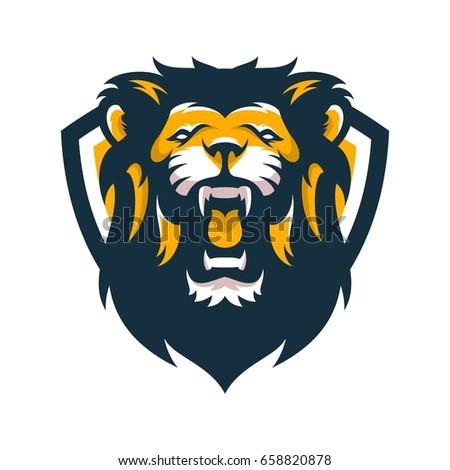 Lion Mascot