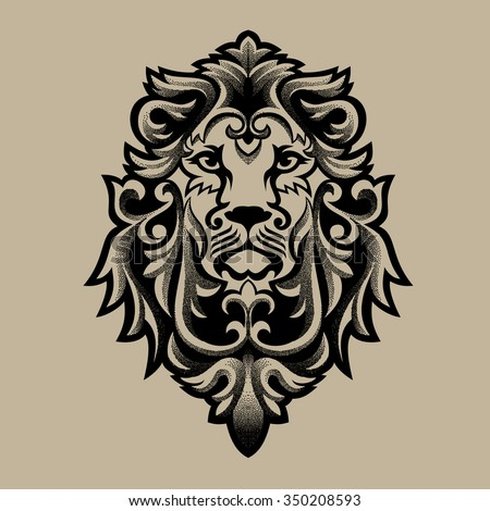 Lion Tattoo Stock Images, Royalty-Free Images & Vectors ...