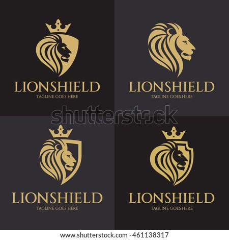 lion logo stock images royaltyfree images amp vectors