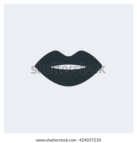 Lips Icon, Lips Icon Eps10, Lips Icon Vector, Lips Icon Eps, Lips Icon Jpg, Lips Icon Picture, Lips Icon Flat, Lips Icon App, Lips Icon Web, Lips Icon Art, Lips Icon Object - stock vector
