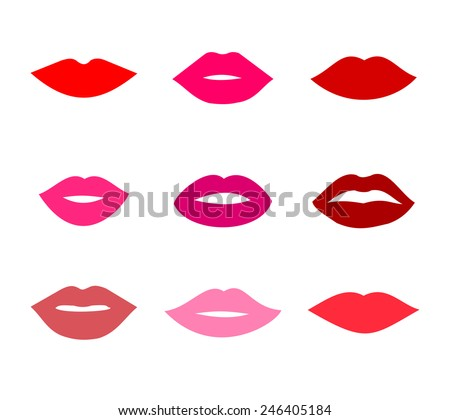 Lips Stock Images, Royalty-Free Images & Vectors ...