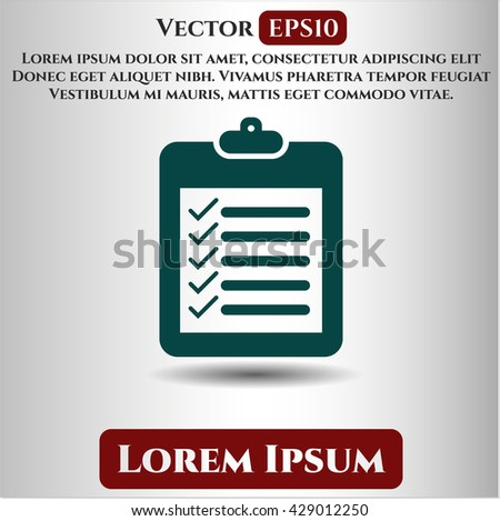 List icon, List icon vector, List icon symbol, List flat icon, List icon eps, List icon jpg, List icon app, List web icon, List concept icon, List website icon, List, List icon vector - stock vector