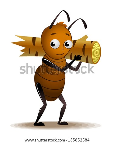 Worker Ant Stock Photos, Royalty-Free Images & Vectors - Shutterstock