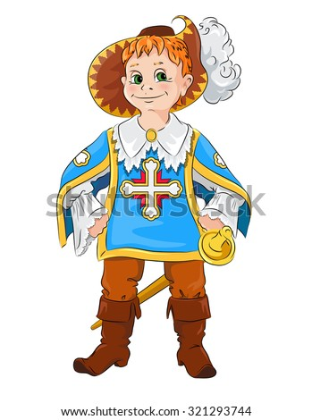 Cartoon-musketeer Stock Images, Royalty-Free Images & Vectors ...
