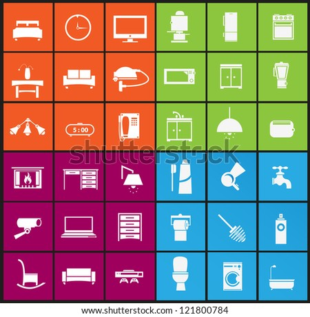 Bathroom Symbol Stock Images, Royalty-Free Images ...