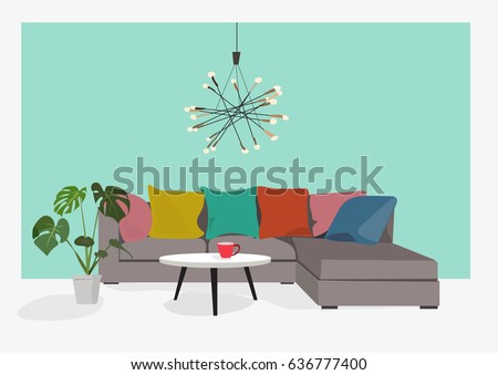 Modern Furniture Stock Images Royalty Free Images