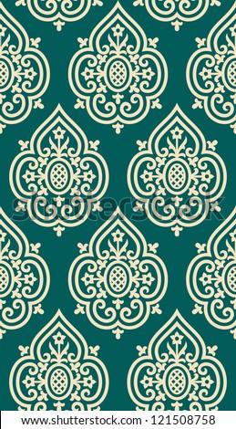Livorno Classic Pattern Three - stock vector