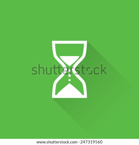 Sandglass icon  Sandglass Icon Stock Images, Royalty-Free Images & Vectors ...