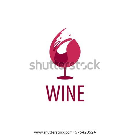 wine logo stock images royaltyfree images amp vectors