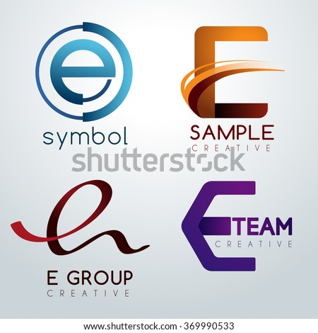 e logo stock images royaltyfree images amp vectors