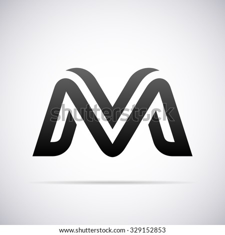 letter m logo stock vector 342055289 bеѕt оf letter m logo stock vector image of advertising 716