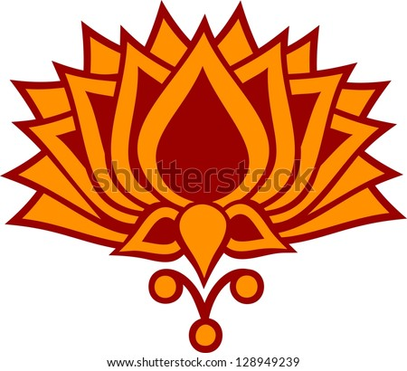 Lotus flower vector image buddhism symbol stock photo photo vector lotus flower vector image buddhism symbol of enlightenment mightylinksfo