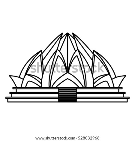 how to make lotus temple