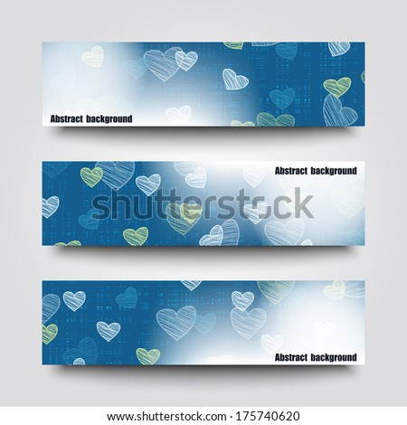 Love background. Eps10  - stock vector