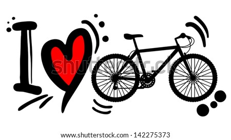 Bikestickers Stock Images RoyaltyFree Images Vectors - Bike graphics stickers images