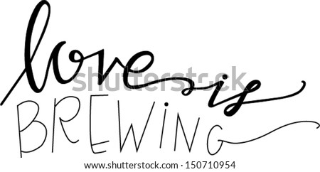 1159+ Love Is Brewing Svg by CalaDesign