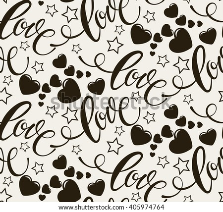 love,love images,love vector,love messages,love wallpaper,love letter,love love love,love image,love text,love background,love art,love day,love design,love pattern,black and white - stock vector