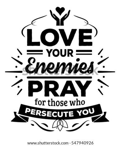 Verse Logo Love Your Enemi...