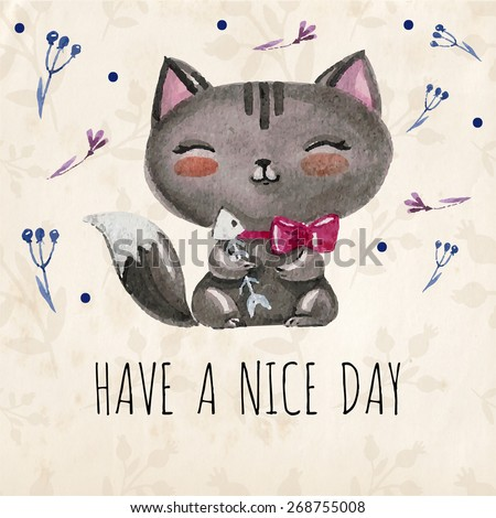 have a nice day stock vectors amp vector clip art shutterstock