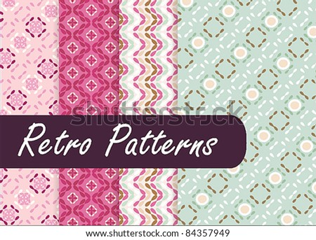 Lovely Retro Patterns