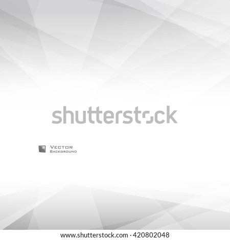 Lowpoly Trendy Background with copyspace. Vector illustration. Used opacity layers - stock vector
