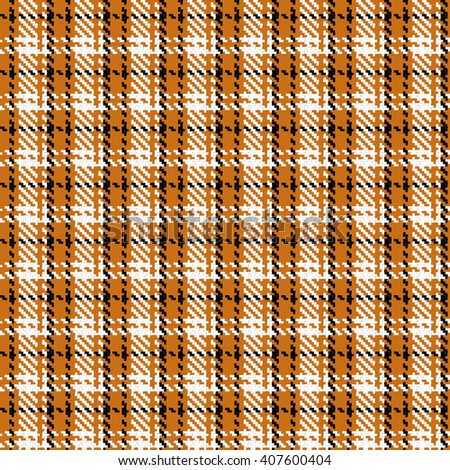 Lumberjack Seamless Vector Pattern. Trendy Hipster Style Background. Tartan and Buffalo Check Plaid Pattern. Vector illustration.
