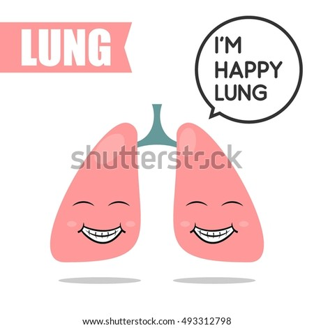 lung health sticker design template stock vector 493312795, Powerpoint templates